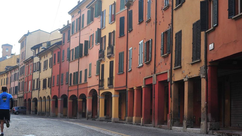 running tours in Bologna