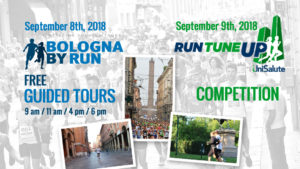 Bologna Run Tune Up 2018: pre-competition free guided running tours